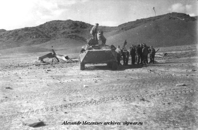 This 205 sqn. Mi-24V №37 (c/n 3532421622176) downed by RPG-7 during low flying in Kandahar area. Both crew member was killed. 16.02.1988