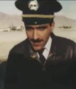 Герой ДРА майор Шерзамин